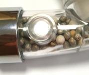 Душ-ионизатор из полудрагоценных камней